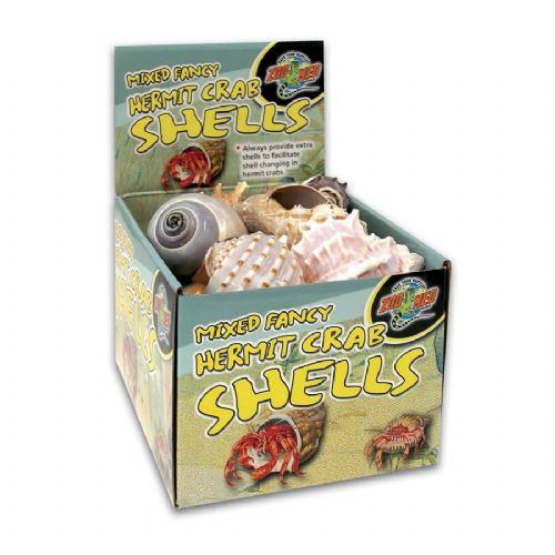 ZM Hermit Crab Shells (24 Pack), HC-40